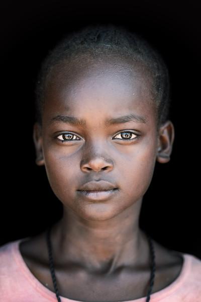 Little Ethiopian beauty