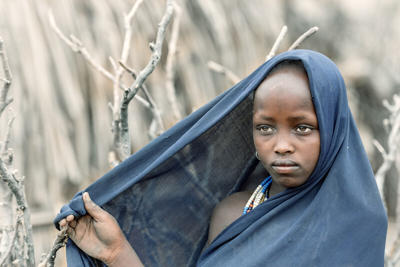Of the Arbore tribe