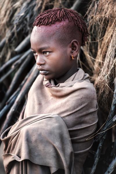 Little Hamar girl