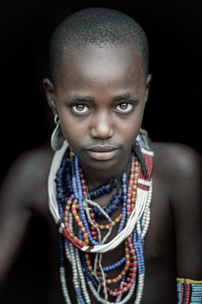 Beauty in the tribe