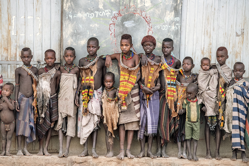 Children of the Hamar