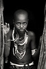 Inimitable allure of an Arbore girl