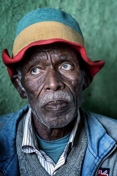 Old Dorze tribesman