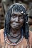 Konso tribeswoman