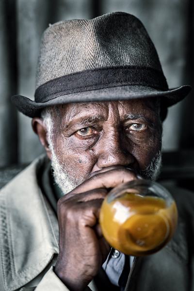 The Tej drinker