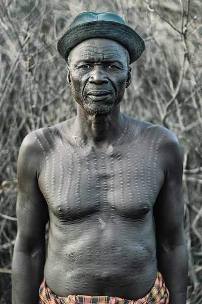 Nyangatom scars