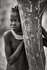 Wistful Nyangatom girl