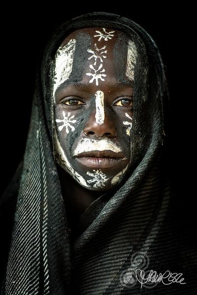 Hooded Suri boy
