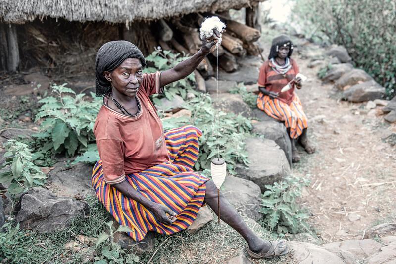 Konso weavers