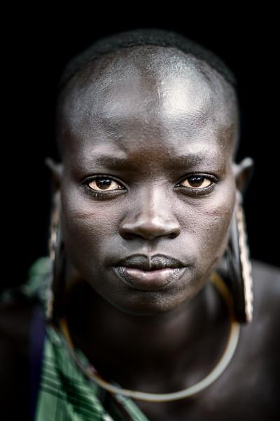 Young Suri woman