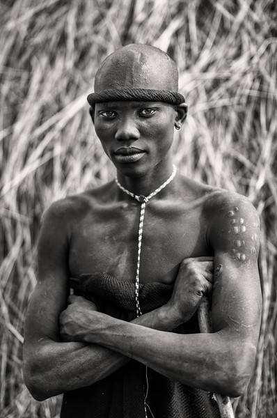 MURSI MAN of Mago