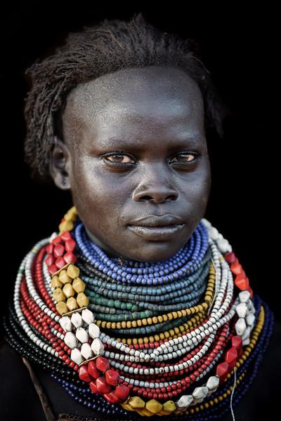 Beads of the Nyangatom