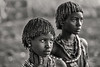 Hamar girls in the Omo Valley