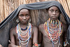Young Arbore girls