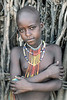 Arbore girl of the tribe