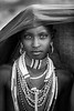 Arbore tribes girl , Omo