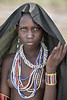 Arbore tribal girl