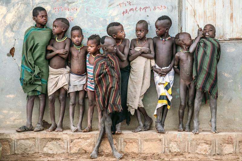 Kids of the Hamar
