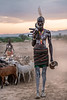 Kara tribesman