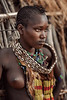 Hamar girl adorned