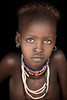 Young Hamar child beauty