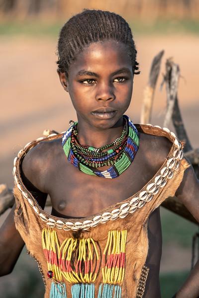 Young Hamar girl