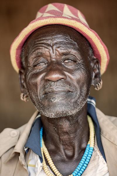 Old Hamar man, Turmi