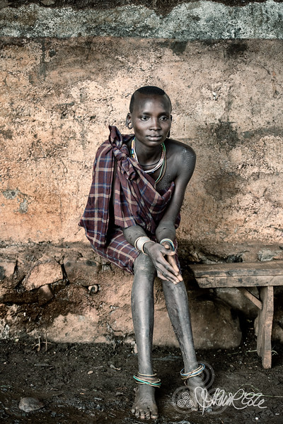 Beauty in poverty