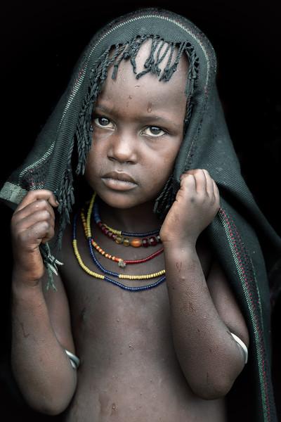Little Arbore girl