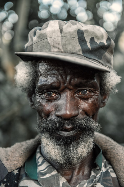 Old Konso man
