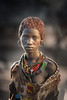 Beautiful Hamar girl