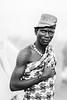 Nyangatom tribesman, Omo
