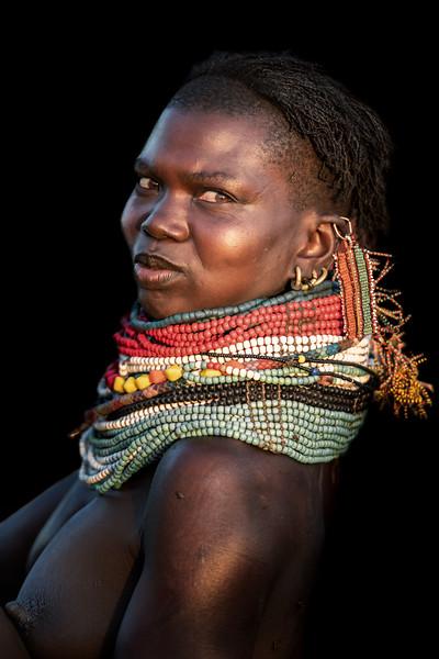 Nyangatom girl