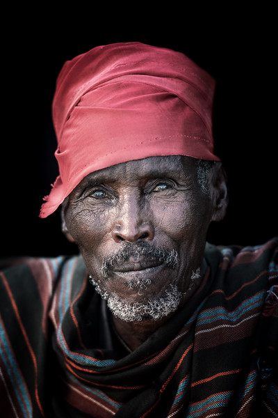 Old man of the Arbore