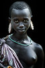 Suri girl of the Omo