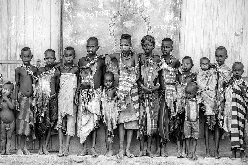 Children of the Hamar, Turmi