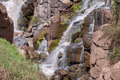 waterfall in Awash National Park, Ethiopia