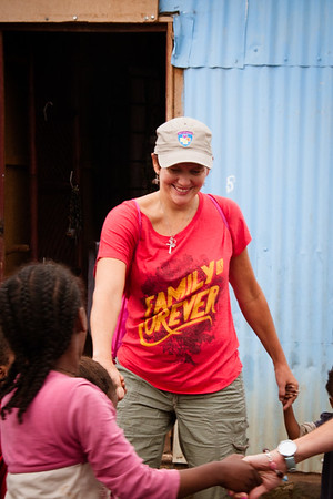 I am so thankful that I got to go to Korah, Africa this Summer.  I met some amazing people there and I can't wait to go back.