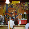 The famous Tomoca coffee store, where everyone bought some beans. An institution in Addis, it has the wonderful Ethiopian coffee with a lots of Italian machines and traditions. One of the best things the Italians left behind after their occupations.