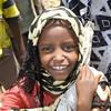 Afari girl at Bati Market