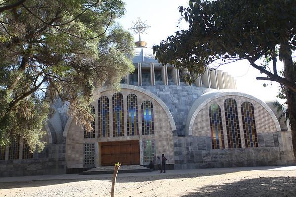 Axum Churches