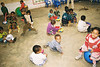 Ethiopian Jewish children in the preschool for Beta Israel Youngsters in Addis Ababa, Ethiopia
