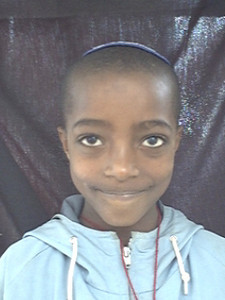 Addis Ababa Beta Israel School Portraits 2005