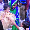India Fest Shaheela Shameer ( blue and green) Nayana Shobby ( baby) Naisha Shameer (white)