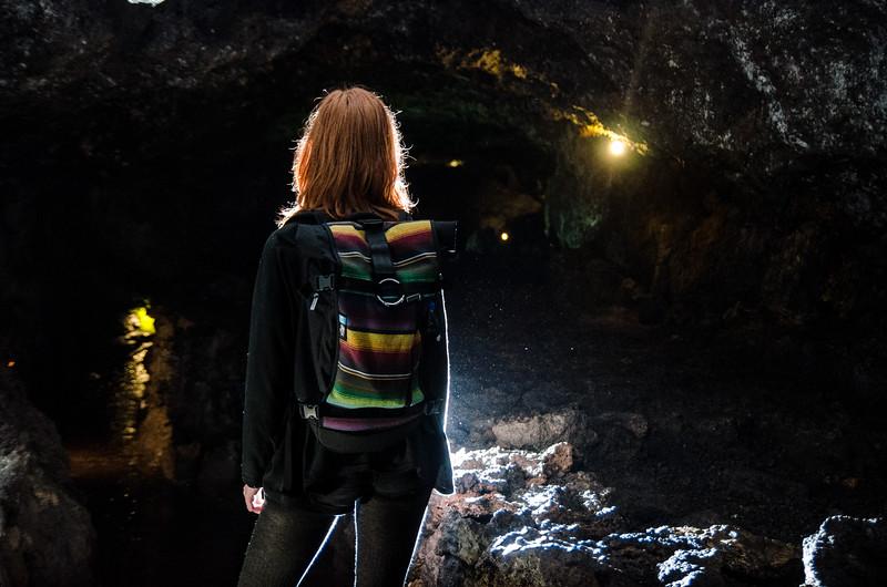 Sao Vicente Lava caves