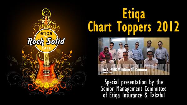 Etiqa Annual Dinner 2012 Video