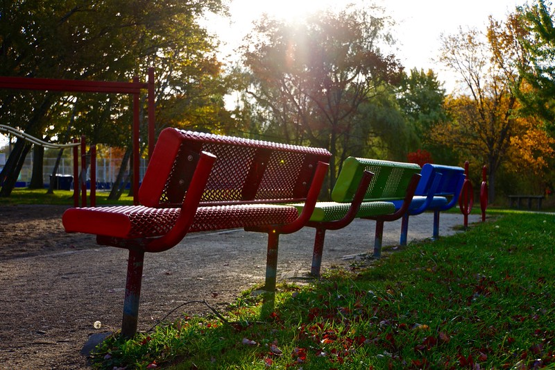 M3 - Benches