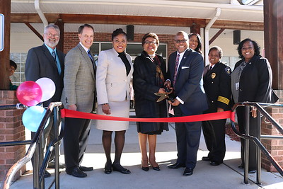 Etris Senior Center Ribbon Cutting, Union City