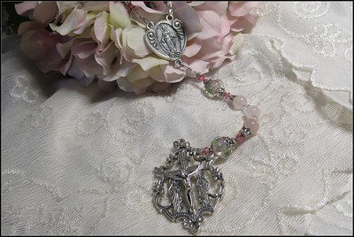 Rosary, jewelry, beads, catholic