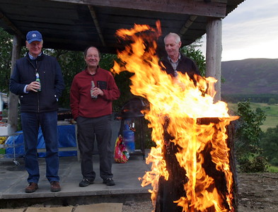 Ettrick Cottage & Barbecue - 2015